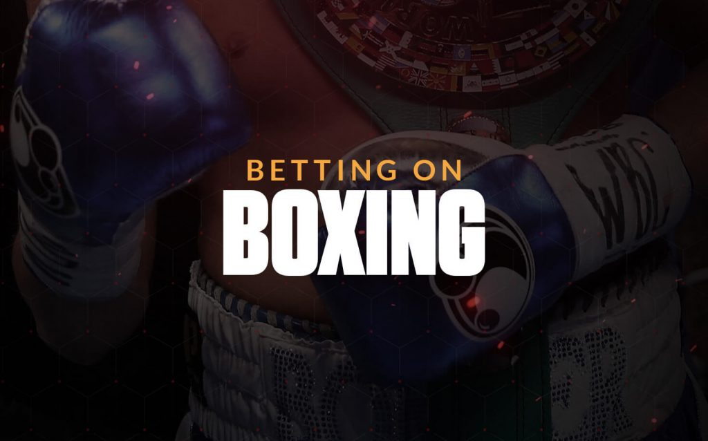 Types of bets on boxing