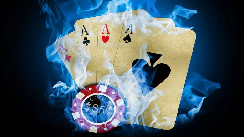 Top 3 popular card games in casinos